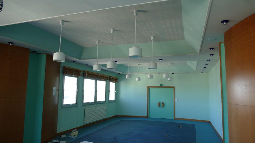 salle de réunion en l'état