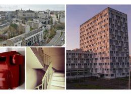 Début des travaux sur le bâtiment de l'ex CPAM à Vannes !
