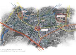 Le Groupe GIBOIRE choisi pour l'aménagement de la ZAC des 3 lieux à Pacé