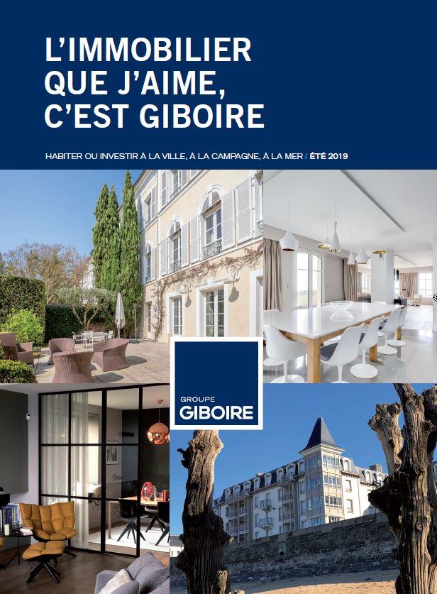 L'Immobilier que J'aime c'est Giboire