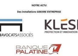 Le Groupe Giboire installe 3 sociétés dans leurs nouveaux bureaux, à Rennes