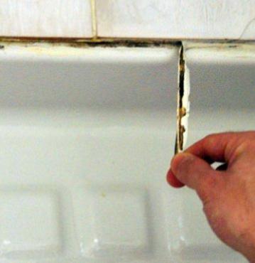 Comment Refaire Les Joints En Silicone De La Baignoire Giboire