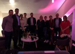 Le Groupe Giboire, partenaire et supporter du Rennes Volley !