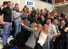 Le Groupe Giboire, supporter #1 du Rennes Volley 35 !