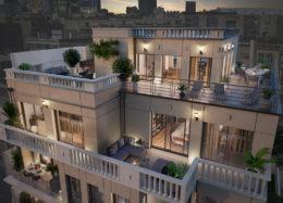 Le Cent Charles Laffitte, nouvelle résidence à Neuilly-sur-Seine.