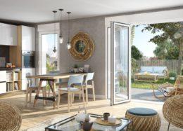 Nouvelle résidence à Vannes : Les Allées de Nomény