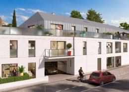 Nouvelle résidence à Nantes : Les Hauts de Saint-Clément