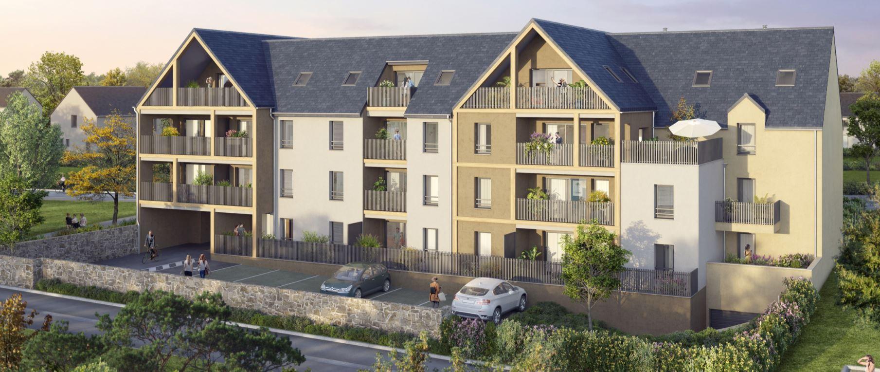 Lancement commercial : Villa Pauline à Saint-Malo