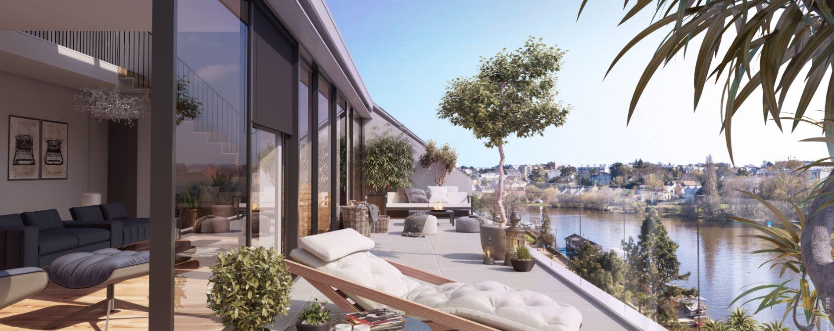 Nouvelle résidence d'exception à Nantes: Cristal