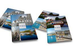 Découvrez nos nouveaux city-guides, dédiés aux villes de Nantes et Vannes !