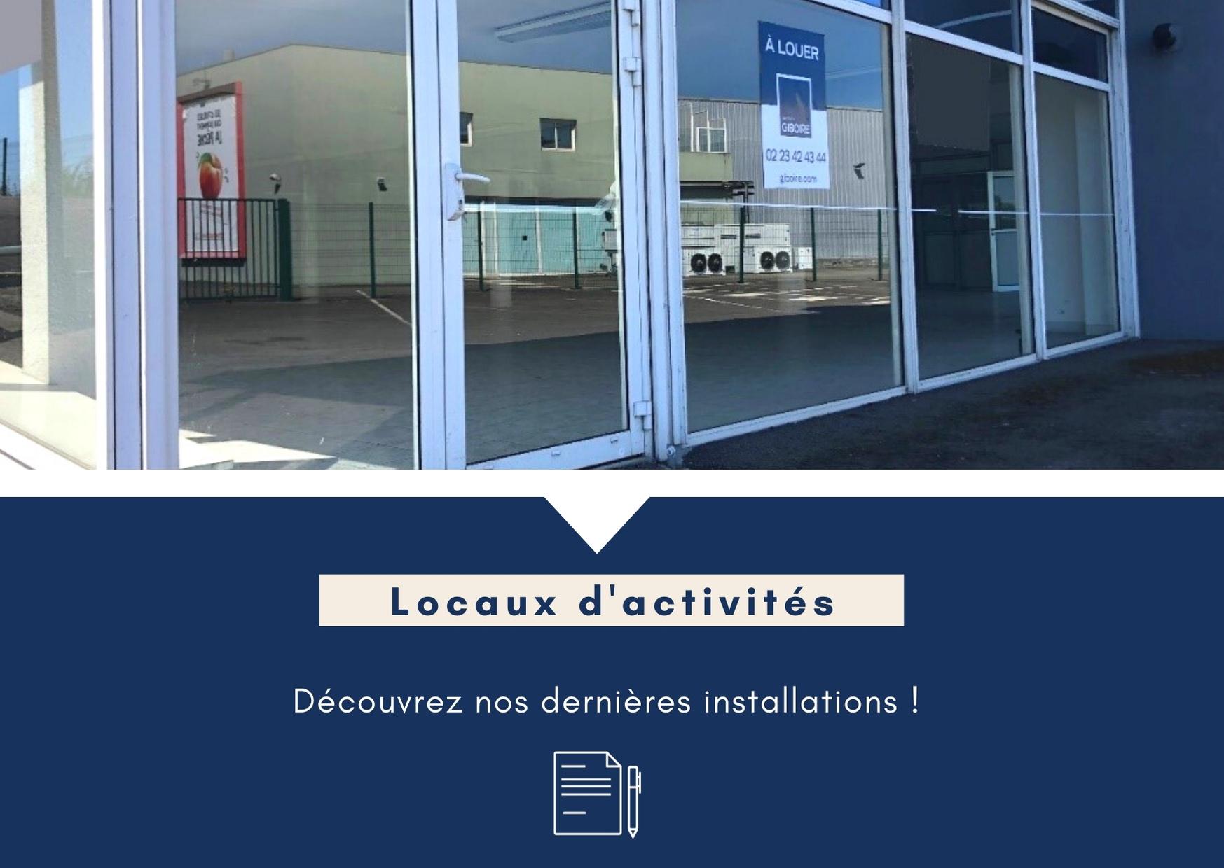 Locaux d'activités : un premier semestre dynamique illustré par de nombreuses installations à Rennes et en périphérie !