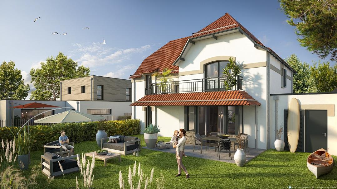 Le Domaine de Bonne Source : notre nouvelle résidence à Pornichet