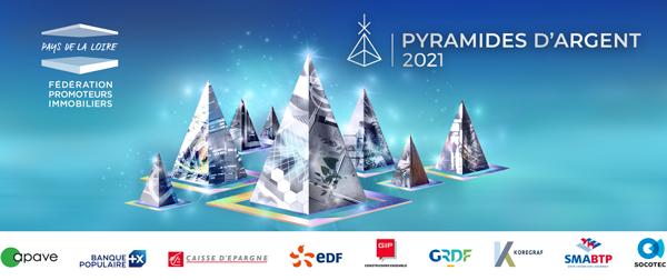 Prix du grand public - Pyramides de la Région Pays de Loire : votons pour Cour Saint-Rémy !